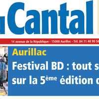 La voix du Cantal - 08 mars (une)