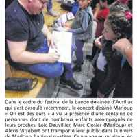 La Voix du Cantal - 15 mars