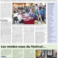 La voix du Cantal - 08 mars